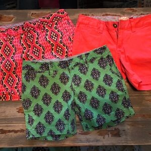 Junior girl shorts